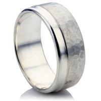 Buy cheap Rustic Wedding Ring for Men from wholesalers