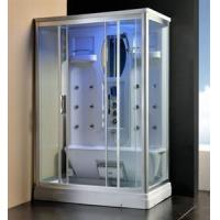 Buy cheap Twin Corner Shower Cabin from wholesalers