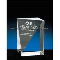 Buy cheap Crystal Trophies and Figurines Crystal Craft -Crystal Award Trophy (FC-02) from wholesalers