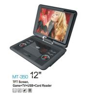 Buy cheap MT-350SIZE:12'' Portable DVD Player from wholesalers