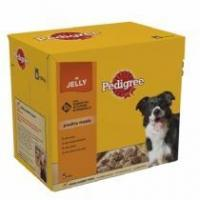 Buy cheap Pedigree Adult Pouch Poultry Meals In Jelly from wholesalers