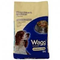 Buy cheap Wagg Adult Dog Food Complete Original from wholesalers