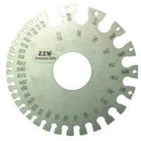 Buy cheap Measuring Tools Wire & Sheet Metal Gages from wholesalers