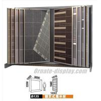 Buy cheap B135 Book-page Carpet Ceramic Tile Display from wholesalers
