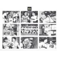 Buy cheap Bob Feller Autographed Cleveland Indians 8.5x11 Photo with 9 wallet size photos with teammates from wholesalers
