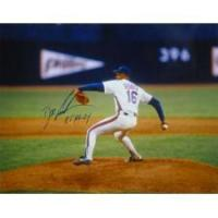 Buy cheap Dwight Gooden Autographed New York Mets 16x20 Photo w/85 NL CY product
