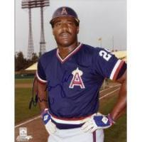 Buy cheap Don Baylor Autographed California Angels 8x10 Photo from wholesalers