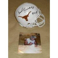 Buy cheap Earl Campbell Signed Texas Longhorns Mini Helmet HT 77 from wholesalers