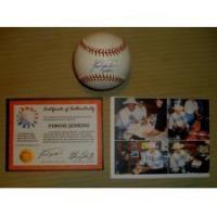 Buy cheap FERGIE JENKINS AUTOGRAPHED OFFICIAL MLB BASEBALL product