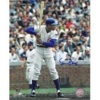 Buy cheap Ernie Banks Autographed Chicago Cubs 8x10 Photo product