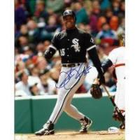 "Buy cheap Frank ""The Big Hurt"" Thomas Autographed Chicago White Sox 8x10 Photo product"