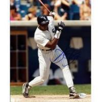 """Buy cheap Frank """"The Big Hurt"""" Thomas Autographed Chicago White Sox 8x10 Photo product"""