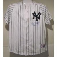 Buy cheap Joe Torre Autographed New York Yankees Majestic Jersey from wholesalers