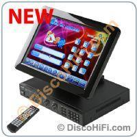 Buy cheap Touch Screen Karaoke JukeBox multi-format Hard-Drive Karaoke Player from wholesalers