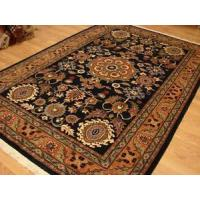 Buy cheap Persian Qum Ghom Ardabil Gold blue rug handwoven 10-3x7 from wholesalers
