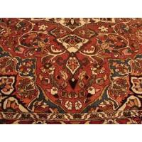 Buy cheap Authentic Persian Tribal Bakhtiari rustic rug 6-10x10-5 from wholesalers