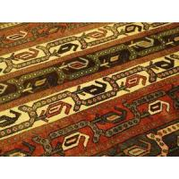 Buy cheap Persian Nomadic Bakhtiari Green Brown Gold rug 5-4x9-10 from wholesalers