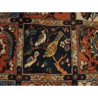 Buy cheap Authentic Persian all wool Tribal Bakhtiari rug 13'x19' from wholesalers