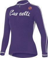 Buy cheap Castelli Women's Opera Wool Cycling Jersey Violet from wholesalers