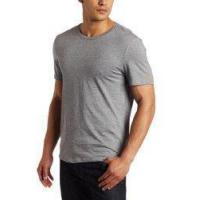 Buy cheap Hugo Boss Mens Boss Crew Neck Tee Grey Medium by HUGO BOSS from wholesalers