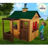 Buy cheap Outdoor Wooden Playhouses from wholesalers