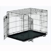 Buy cheap midwest life stages double door dog crate from wholesalers