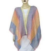Buy cheap Summer Clothes Women Accessory Women Scarf Handmade Linen 21 x 74 inches from wholesalers