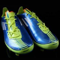 Buy cheap New 2011 Style Adidas F50 Adizero II Prime FG Soccer Boots In Blue/Green from wholesalers
