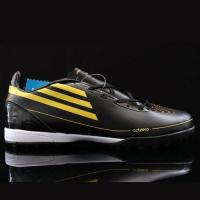 Buy cheap Latest adidas Messi F50 adizero TRX TF Soccer Shoes Cleats Black from wholesalers