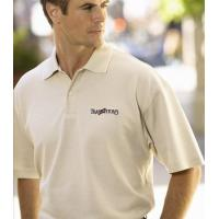 Buy cheap Men's Micro/Pima Pique Polo Shirt w/Tipped Collar from wholesalers