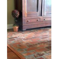 Brick flooring cost quality brick flooring cost for sale for Brick flooring prices