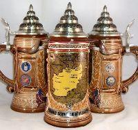 Buy cheap Proudly Served in Afghanistan LE German Beer Stein .75L from wholesalers