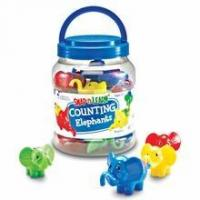 Snap-n-Learn Counting Elephants