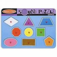 Buy cheap Shapes Sound Puzzle from wholesalers