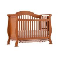 Buy cheap Stork Craft Valentia Fixed Side Convertible Crib, Oak from wholesalers