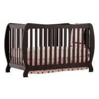 Buy cheap Stork Craft Monza II Fixed Side Convertible Crib, Black from wholesalers