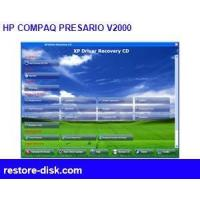 Buy cheap HP Compaq Presario V2000 Windows XP Restore Disk from wholesalers