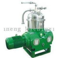 Buy cheap Disc Oil solid wall bowl centrifuge separator pressure 0.05Mpa used Corn oil separation from wholesalers