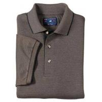 Buy cheap Yarn Dyed Interlock Knit Sport Shirt from wholesalers