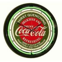 Buy cheap Coca-Cola Neon Clocks from wholesalers