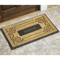 Buy cheap Personalized Coir Door Mat from wholesalers