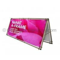 Buy cheap Monsoon Outdoor A-Frame Banner Display from wholesalers