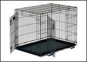 Buy cheap Life Stages Double Door Dog Crates from wholesalers