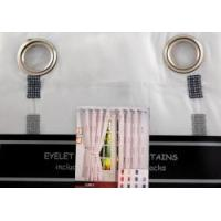 Buy cheap Elizabeth Jayne Cubes Fully Lined Voile Curtains from wholesalers