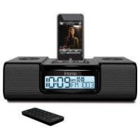 Buy cheap iHome iH9 Alarm Clock Speaker System with Dock for iPod (Black) from wholesalers