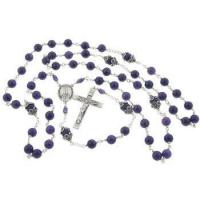 Buy cheap Handmade Wire Wrapped Rosaries product