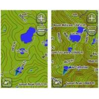 Buy cheap Astro 24K Topo Map from wholesalers