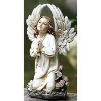 Buy cheap Garden Kneeling Angel Figure from wholesalers