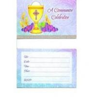 Buy cheap First Communion Celebration Invitations from wholesalers