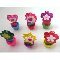 Buy cheap Wooden flower notes folder / notes folder / contacts potted message folders b53 from wholesalers
